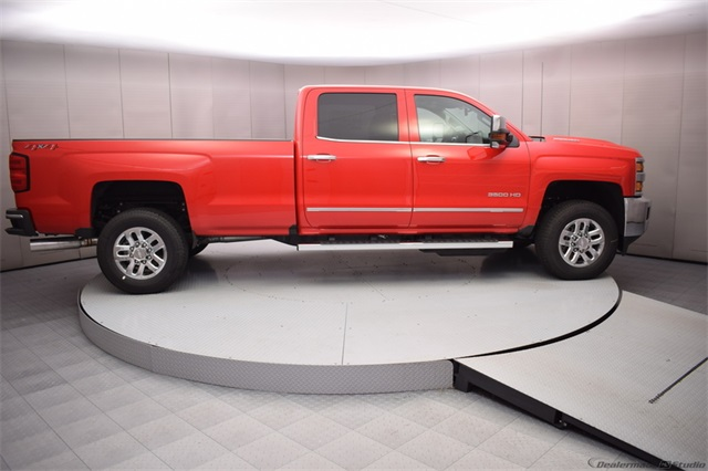 2019 Silverado 3500 Crew Cab 4x4,  Pickup #16622 - photo 6