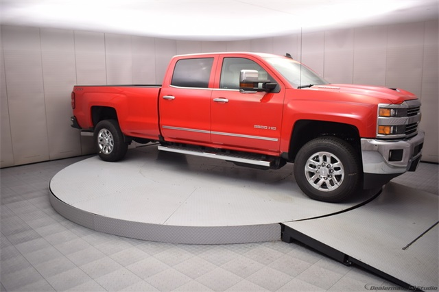 2019 Silverado 3500 Crew Cab 4x4,  Pickup #16622 - photo 7