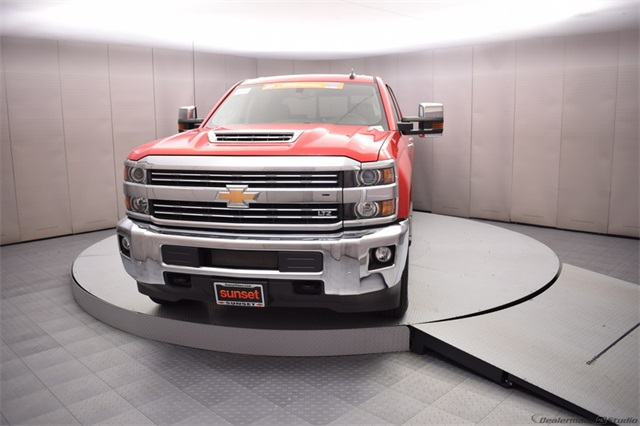 2019 Silverado 3500 Crew Cab 4x4,  Pickup #16622 - photo 9