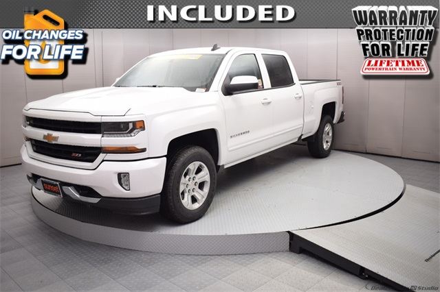 2018 Silverado 1500 Crew Cab 4x4,  Pickup #16683 - photo 1