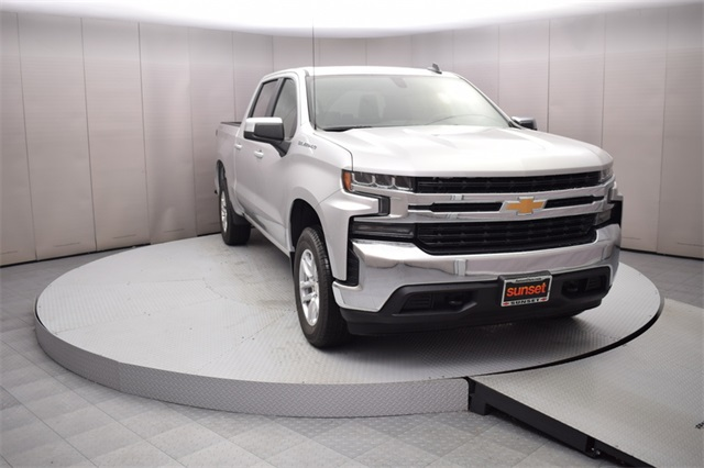 2019 Silverado 1500 Crew Cab 4x4,  Pickup #16860 - photo 8