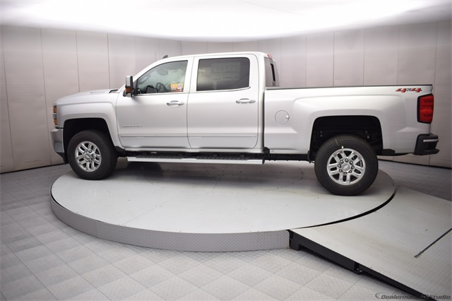 2019 Silverado 3500 Crew Cab 4x4,  Pickup #16892 - photo 3