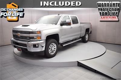 2019 Silverado 3500 Crew Cab 4x4,  Pickup #16892 - photo 1