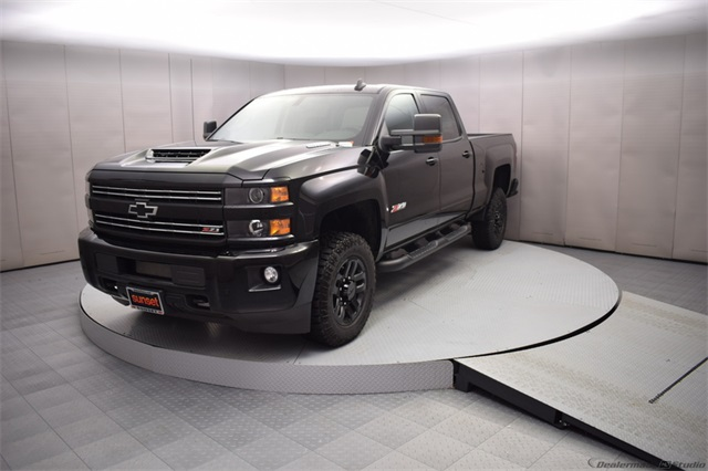 2019 Silverado 2500 Crew Cab 4x4,  Pickup #16951 - photo 3