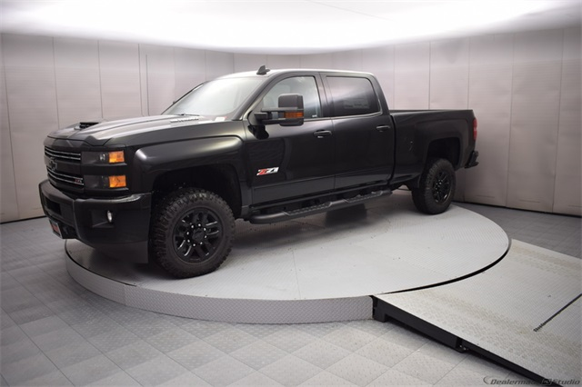 2019 Silverado 2500 Crew Cab 4x4,  Pickup #16951 - photo 9