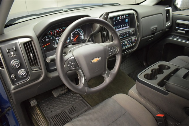 2018 Silverado 1500 Double Cab 4x4,  Pickup #D15341 - photo 15