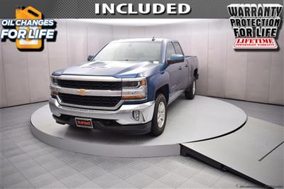2018 Silverado 1500 Double Cab 4x4,  Pickup #D15341 - photo 1