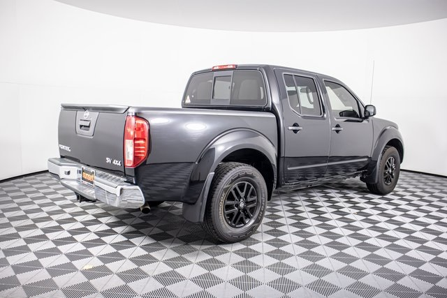2019 Nissan Frontier Crew Cab 4x4, Pickup #K1030 - photo 1