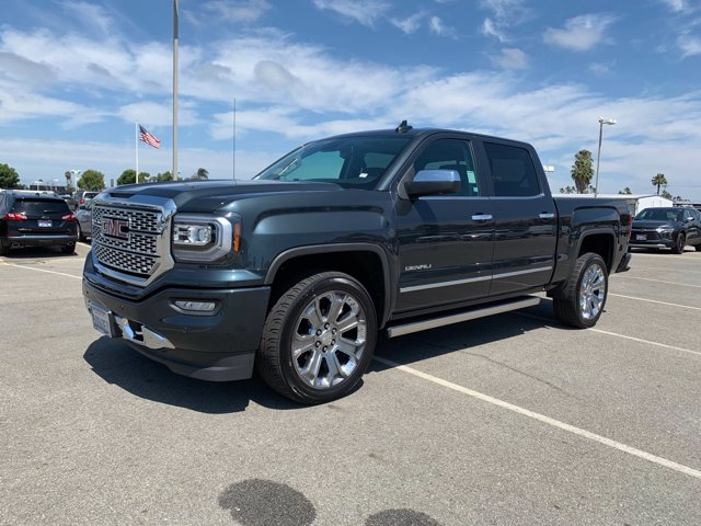 2017 GMC Sierra 1500 Crew Cab 4x4, Pickup #H282412L - photo 1
