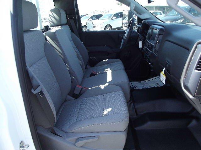 2018 Silverado 3500 Regular Cab DRW 4x2,  Royal Contractor Body #J169755 - photo 9