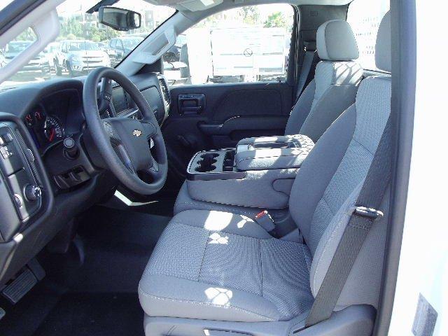 2018 Silverado 3500 Regular Cab DRW 4x2,  Royal Contractor Body #J169755 - photo 8