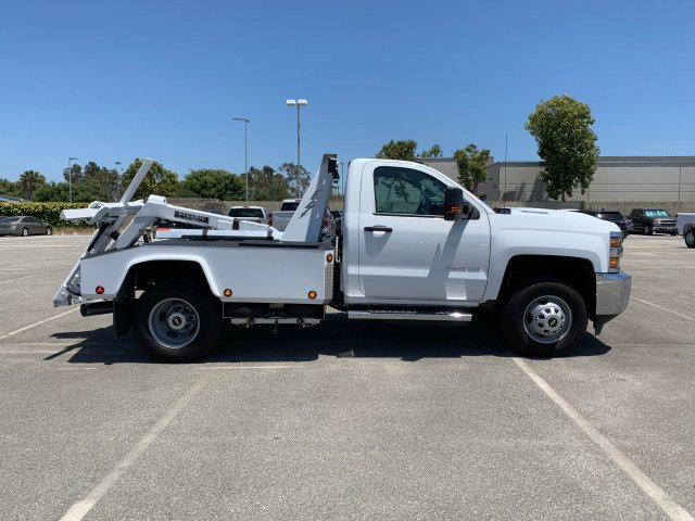 2019 Chevrolet Silverado 3500 Regular Cab DRW 4x2, Dynamic Wrecker Body #K187565 - photo 7