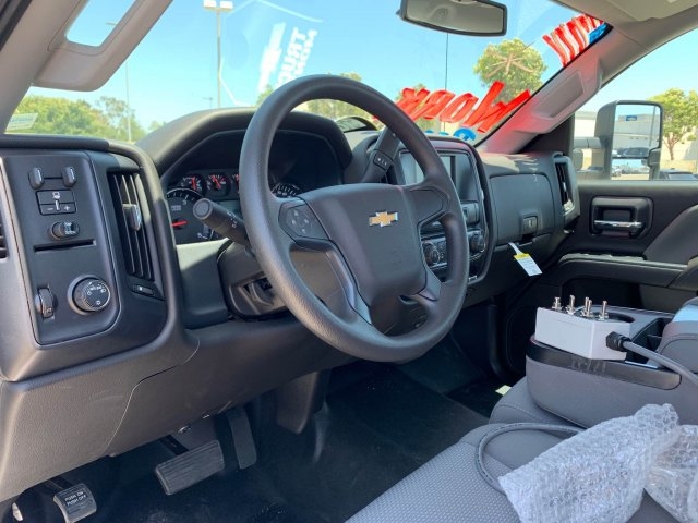 2019 Chevrolet Silverado 3500 Regular Cab DRW 4x2, Dynamic Wrecker Body #K187565 - photo 34