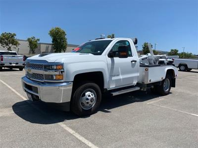 2019 Chevrolet Silverado 3500 Regular Cab DRW 4x2, Dynamic Wrecker Body #K187565 - photo 1