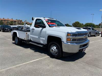 2019 Chevrolet Silverado 3500 Regular Cab DRW 4x2, Dynamic Wrecker Body #K187565 - photo 8