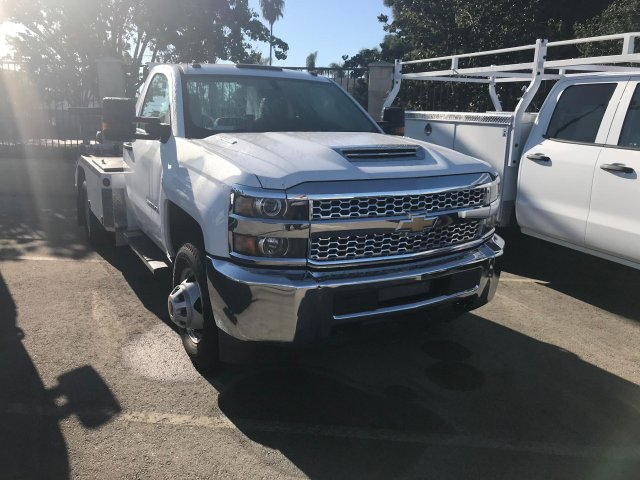 2019 Silverado 3500 Regular Cab DRW 4x2,  Dynamic Wrecker Body #K191150 - photo 1