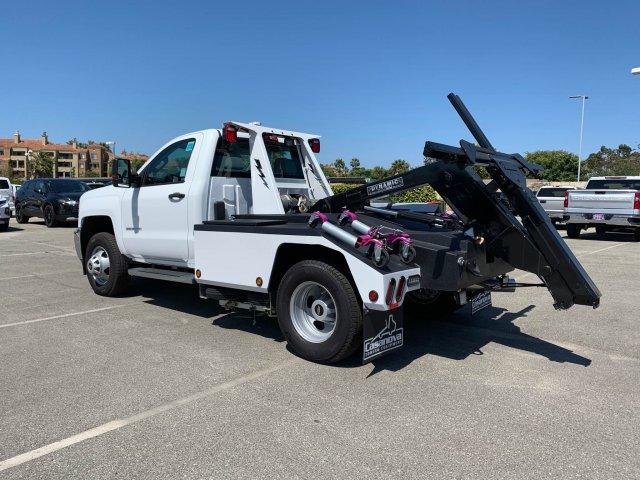2019 Chevrolet Silverado 3500 Regular Cab DRW 4x2, Dynamic Wrecker Body #K191150 - photo 1