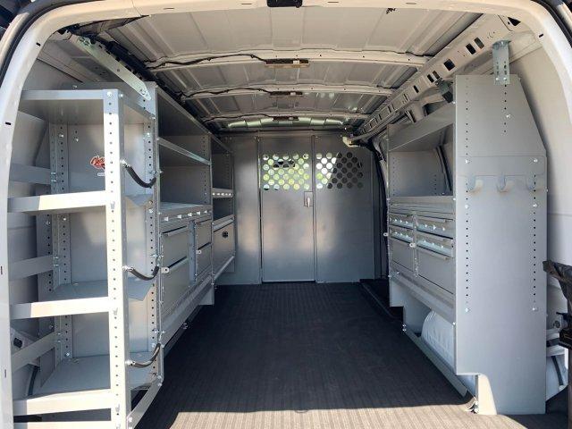 2019 Chevrolet Express 2500 4x2, Harbor Upfitted Cargo Van #K268532 - photo 1