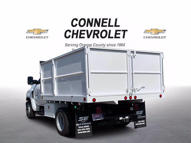2019 Chevrolet Silverado 5500 Regular Cab DRW 4x2, Scelzi Landscape Dump #K611275 - photo 1