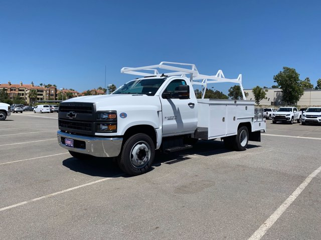 2020 Chevrolet Silverado 4500 Regular Cab DRW RWD, Scelzi SEC Combo Body #L237996 - photo 5