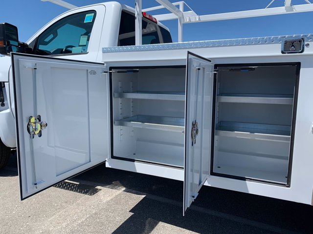 2020 Chevrolet Silverado 4500 Regular Cab DRW RWD, Scelzi SEC Combo Body #L237996 - photo 22