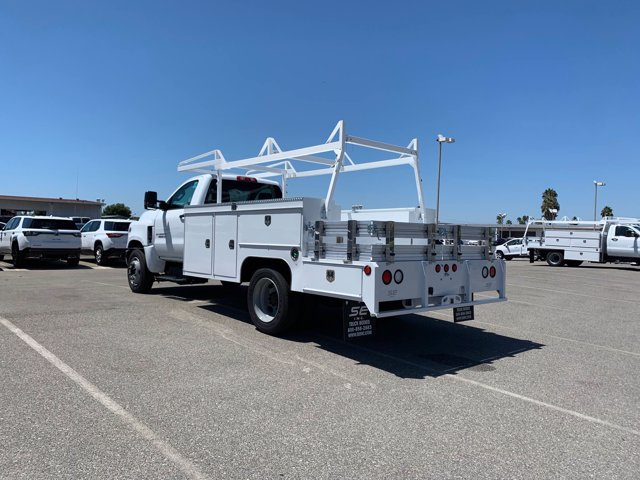 2020 Chevrolet Silverado 4500 Regular Cab DRW RWD, Scelzi SEC Combo Body #L237996 - photo 3