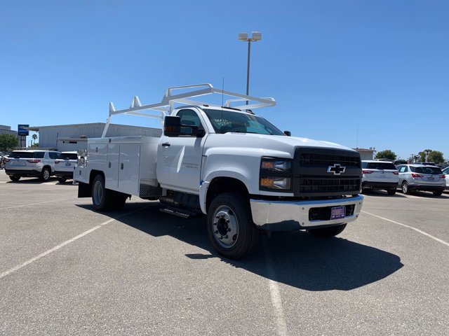 2020 Chevrolet Silverado 4500 Regular Cab DRW 4x2, Scelzi Combo Body #L237996 - photo 1