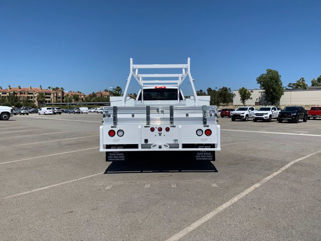 2020 Chevrolet Silverado 4500 Regular Cab DRW RWD, Scelzi SEC Combo Body #L237996 - photo 7