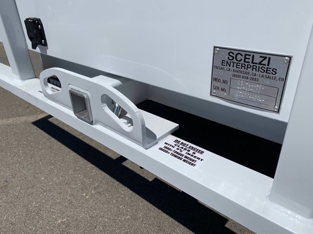 2020 Chevrolet Silverado 4500 Regular Cab DRW RWD, Scelzi SEC Combo Body #L237996 - photo 9