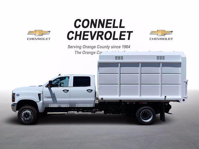 2020 Chevrolet Silverado 5500 Crew Cab DRW 4x4, Scelzi Chipper Body #L239855 - photo 5