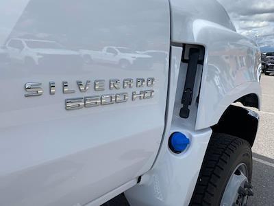 2020 Chevrolet Silverado 5500 Crew Cab DRW 4x4, Scelzi Chipper Body #L239855 - photo 18