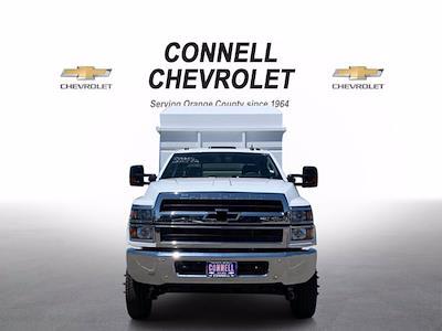 2020 Chevrolet Silverado 5500 Crew Cab DRW 4x4, Scelzi Chipper Body #L239855 - photo 6