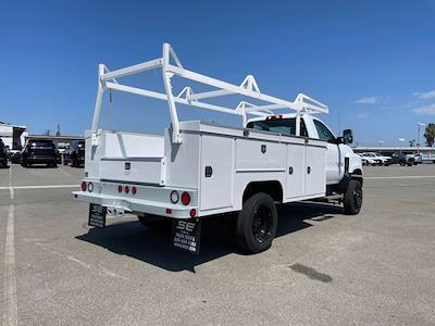 2020 Silverado 5500 Regular Cab DRW 4x4,  Scelzi Signature Service Body #L333133 - photo 2