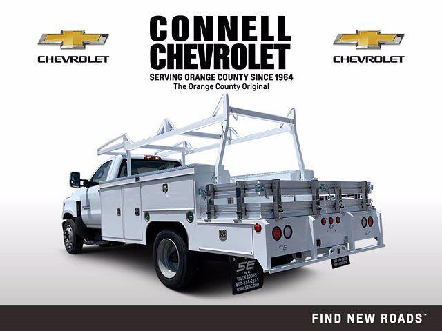 2020 Chevrolet Silverado 4500 Regular Cab DRW 4x2, Scelzi Combo Body #L398438 - photo 1