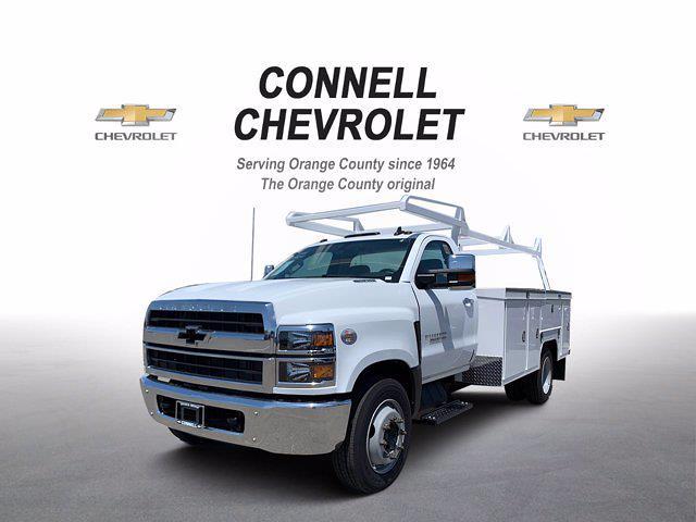 2020 Chevrolet Silverado 4500 Regular Cab DRW 4x2, Cab Chassis #L398439 - photo 1
