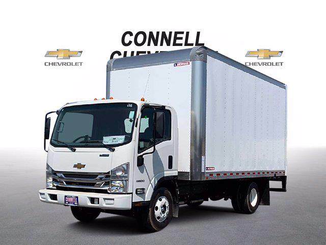 2020 Chevrolet LCF 3500 Regular Cab DRW 4x2, Morgan Dry Freight #L802688 - photo 1
