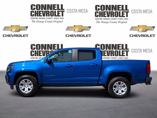 2021 Chevrolet Colorado Crew Cab RWD, Pickup #M123632 - photo 1