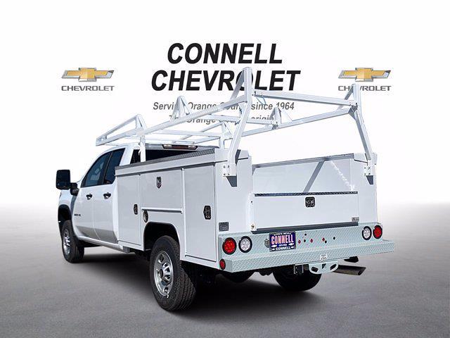 2021 Chevrolet Silverado 2500 Double Cab 4x2, Scelzi Service Body #M172828 - photo 1