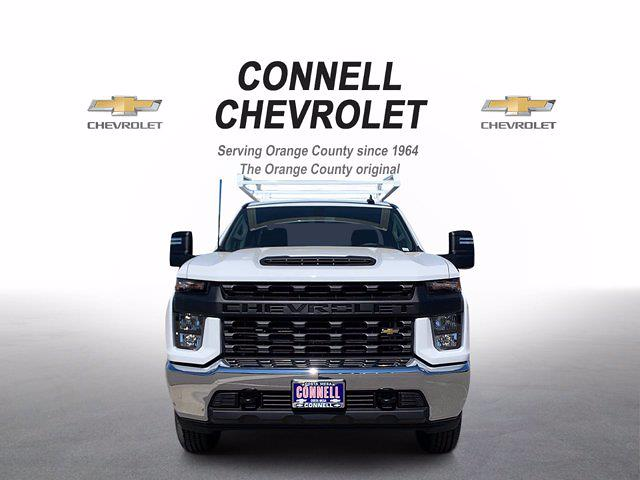 2021 Chevrolet Silverado 2500 Double Cab 4x2, Scelzi Crown Service Body #M172837 - photo 3