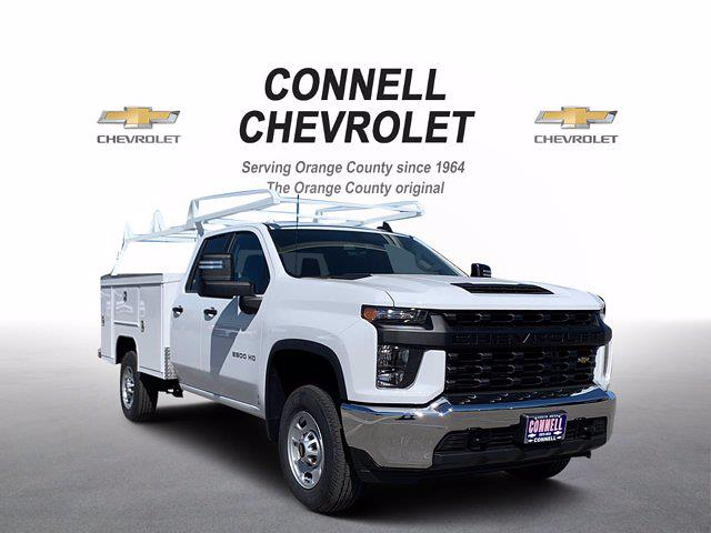 2021 Chevrolet Silverado 2500 Double Cab 4x2, Scelzi Crown Service Body #M172837 - photo 5