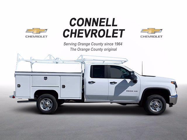 2021 Chevrolet Silverado 2500 Double Cab 4x2, Scelzi Crown Service Body #M172837 - photo 6