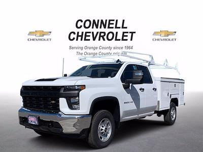 2021 Chevrolet Silverado 2500 Double Cab 4x2, Scelzi Crown Service Body #M172837 - photo 1