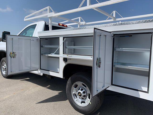 2021 Chevrolet Silverado 2500 Regular Cab 4x2, Scelzi Crown Service Body #M189402 - photo 12