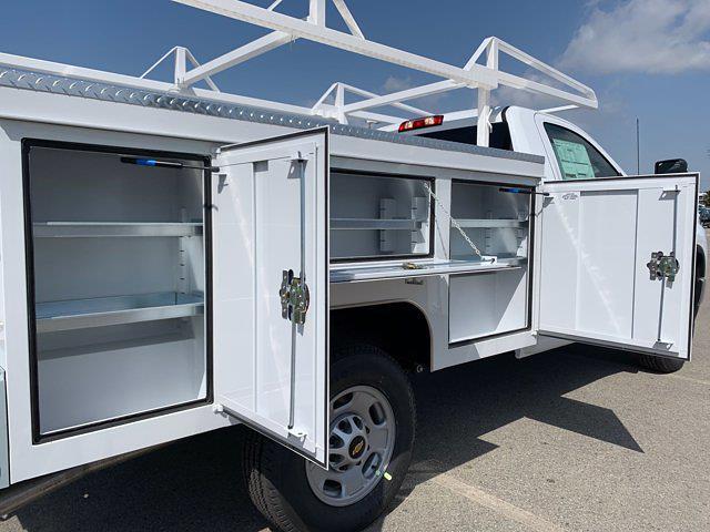 2021 Chevrolet Silverado 2500 Regular Cab 4x2, Scelzi Crown Service Body #M189402 - photo 13