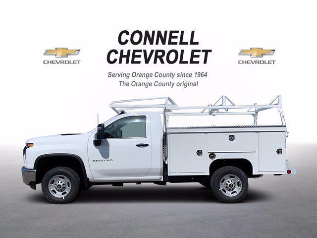 2021 Chevrolet Silverado 2500 Regular Cab 4x2, Scelzi Crown Service Body #M189402 - photo 3