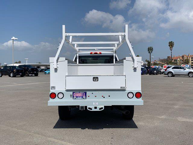2021 Chevrolet Silverado 2500 Regular Cab 4x2, Scelzi Crown Service Body #M189402 - photo 8