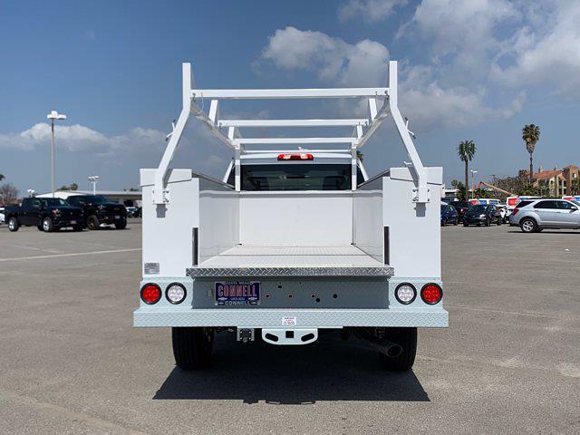 2021 Chevrolet Silverado 2500 Regular Cab 4x2, Scelzi Crown Service Body #M189402 - photo 9