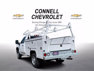 2021 Chevrolet Silverado 2500 Regular Cab 4x2, Scelzi Crown Service Body #M189402 - photo 2