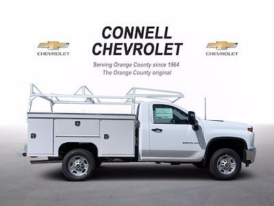2021 Chevrolet Silverado 2500 Regular Cab 4x2, Scelzi Crown Service Body #M189402 - photo 6