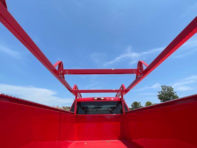 2021 Silverado 3500 Regular Cab 4x2,  Scelzi Signature Service Body #M224892 - photo 10